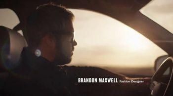 2020 Kia Telluride TV Spot, 'The Return: Brandon Maxwell Giving Back' [T1]