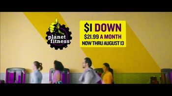 Planet Fitness PF Black Card TV Spot, 'All the Perks: $21.99 A Month' - Thumbnail 9
