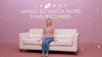 La-Z-Boy 2 Great Chairs Sale TV Spot, 'Big Deal' Featuring Kristen Bell