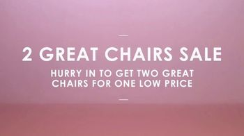La-Z-Boy 2 Great Chairs Sale TV Spot, 'Big Deal' Featuring Kristen Bell - Thumbnail 5