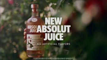 Absolut Juice TV Spot, 'Garden Party' - Thumbnail 8