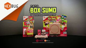 Hexbug Box Sumo TV Spot, 'It's Box Sumo Time' - Thumbnail 8