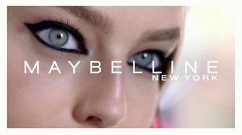 Maybelline New York Tattoo Studio Gel Pencil TV Spot, 'NYC-Proof: Liquid Liner' - Thumbnail 1