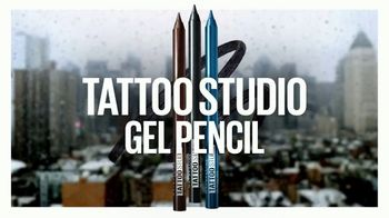Maybelline New York Tattoo Studio Gel Pencil TV Spot, 'NYC-Proof: Liquid Liner' - Thumbnail 4