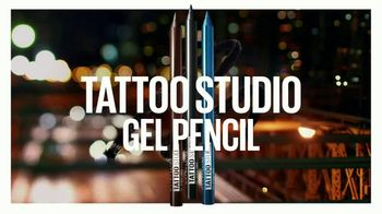 Maybelline New York Tattoo Studio Gel Pencil TV Spot, 'NYC-Proof: Liquid Liner' - Thumbnail 7
