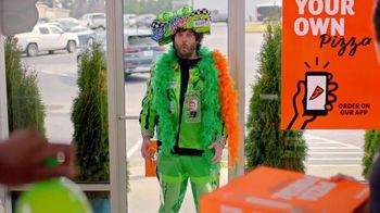 Little Caesars Pizza TV Spot, 'No Way!' Featuring Chase Elliott - Thumbnail 6