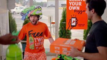 Little Caesars Pizza TV Spot, 'No Way!' Featuring Chase Elliott - Thumbnail 7