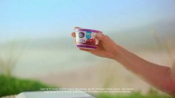 Dannon Light & Fit TV Spot, 'Add Some Light: Tug of War' - Thumbnail 6