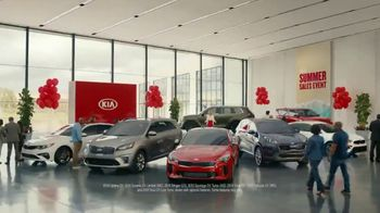 Kia Summer Sales Event TV Spot, 'Exciting Time' [T1] - Thumbnail 2