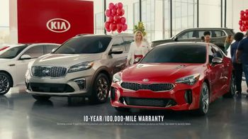 Kia Summer Sales Event TV Spot, 'Exciting Time' [T1] - Thumbnail 5