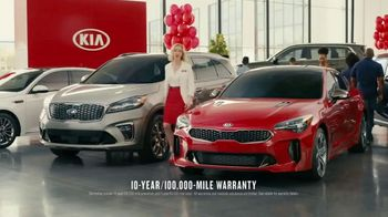 Kia Summer Sales Event TV Spot, 'Exciting Time' [T1] - Thumbnail 6
