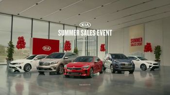 Kia Summer Sales Event TV Spot, 'Exciting Time' [T1] - Thumbnail 8
