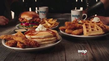 IHOP Chicken & Pancakes TV Spot, 'Attention'