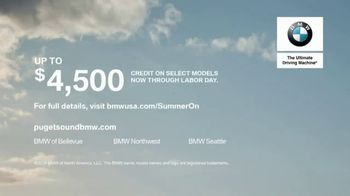 BMW Summer on Sales Event TV Spot, 'Thank You Summer' Song by The Lovin' Spoonful [T2] - Thumbnail 9