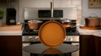 Gotham Steel Hammered Collection TV Spot, 'Upgrade Your Cookware: Free Pan' Featuring Daniel Green - Thumbnail 1
