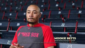 Project Play TV Spot, 'Average Kid Plays Less Than Two Sports' Featuring Mookie Betts
