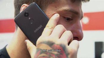 Cricket Wireless TV Spot, 'Combate Americas: Prep Mode' con Marcelo Rojo [Spanish] - Thumbnail 7