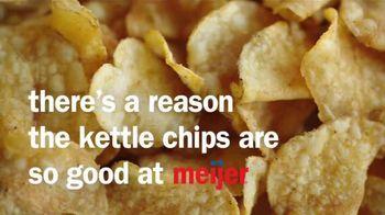 Meijer TV Spot, 'Kettle Chips' - Thumbnail 1