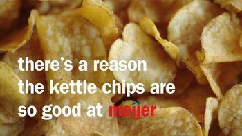 Meijer TV Spot, 'Kettle Chips' - Thumbnail 2