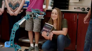 Subaru Loves Learning TV Spot, 'Science Channel: Robotics' Featuring Donald Hutson [T1] - Thumbnail 8