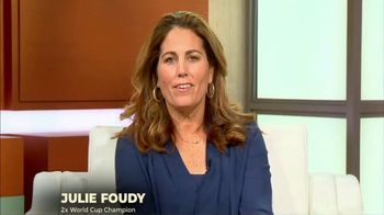The Aspen Institute TV Spot, 'Girls Start Sports Later' Featuring Julie Foudy