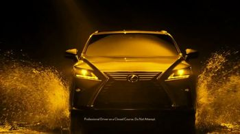 Lexus Golden Opportunity Sales Event TV Spot, \'Luxury and Capability\' [T1]