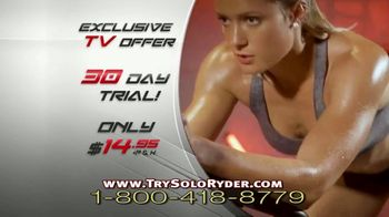 Solo Ryder TV Spot, 'Struggling to Lose Weight' - Thumbnail 7