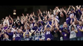 Minnesota Vikings TV Spot, 'Born In Ice' - Thumbnail 6