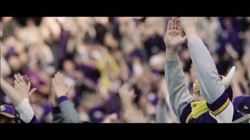 Minnesota Vikings TV Spot, 'Born In Ice' - Thumbnail 8