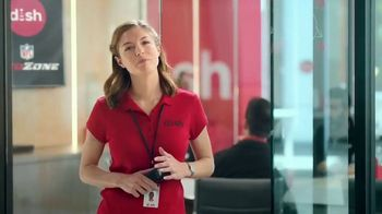 Dish Network NFL Red Zone TV Spot, 'All This Action' - Thumbnail 1