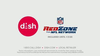 Dish Network NFL Red Zone TV Spot, 'All This Action' - Thumbnail 10
