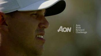 Aon TV Spot, 'Brooks Koepka Wins the Aon Risk Reward Challenge' - Thumbnail 7