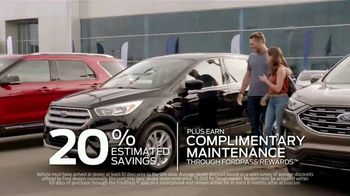 Ford Hurry Up & Save Sales Event TV Spot, 'Chased by a Bear' Song by The Black Eyed Peas [T2] - Thumbnail 5