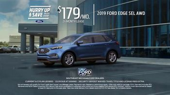 Ford Hurry Up & Save Sales Event TV Spot, 'Chased by a Bear' Song by The Black Eyed Peas [T2] - Thumbnail 9
