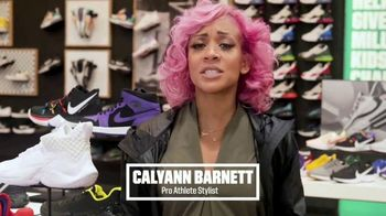 Dick\'s Sporting Goods TV Spot, \'Kicks for the School Year\' Featuring Calyann Barnett