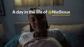 Best Buy TV Spot, 'A Day in the Life' Featuring Nia Sioux - Thumbnail 2