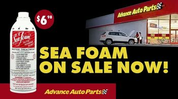 Advance Auto Parts TV Spot, 'Sea Foam Motor Treatment' - Thumbnail 2