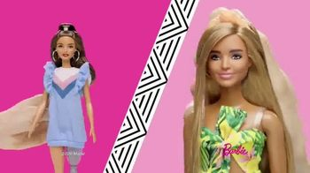 Barbie Fashionistas TV Spot, 'So Many Choices' - Thumbnail 2