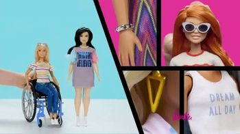 Barbie Fashionistas TV Spot, 'So Many Choices' - Thumbnail 5
