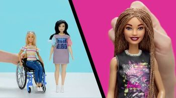 Barbie Fashionistas TV Spot, 'So Many Choices' - Thumbnail 6