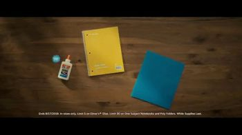 Staples TV Spot, 'Back to School Essentials' - Thumbnail 6