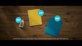 Staples TV Spot, 'Back to School Essentials' - Thumbnail 7