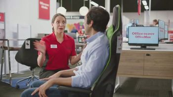 Office Depot Furniture Event TV Spot, 'Worry Free' - Thumbnail 6