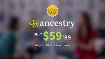 Ancestry DNA Summer Sale TV Spot, 'Discover Your Heritage: $59' - Thumbnail 10