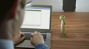 GEICO TV Spot, 'What's the Gecko's Name?' - Thumbnail 4