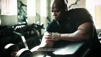 Nugenix Total-T TV Spot, 'Maybe You're Not Ready' Featuring Frank Thomas, Andy Van Slyke, Doug Flutie - 75 commercial airings
