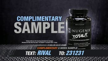 Nugenix Total-T TV Spot, 'Maybe You're Not Ready' Featuring Frank Thomas, Andy Van Slyke, Doug Flutie - Thumbnail 5