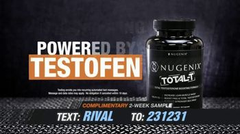 Nugenix Total-T TV Spot, 'Maybe You're Not Ready' Featuring Frank Thomas, Andy Van Slyke, Doug Flutie - Thumbnail 6