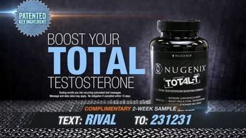 Nugenix Total-T TV Spot, 'Maybe You're Not Ready' Featuring Frank Thomas, Andy Van Slyke, Doug Flutie - Thumbnail 7