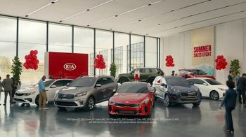 Kia Summer Sales Event TV Spot, 'Exciting Time' [T2] - 158 commercial airings